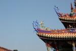 孔子廟: 大成殿 拡大