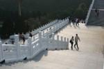 故宮博物院: 白い階段