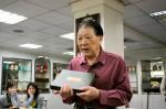 台湾お茶セミナー: プーアル茶を飲みなさい