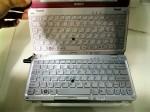 Sony VAIO type P: 2種類のキーボード