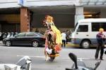 青山宮: 黄色い髪