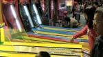 士林 幻多奇競技島: ミニボーリングとミニバスケットボール