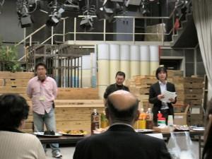 NHK 「テレビの、これから」ブリーフィング