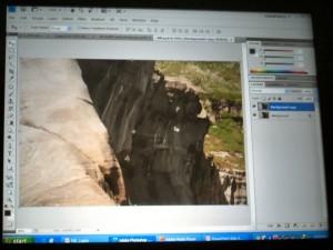 PIE2009: Adobe: Clone Scanner: 改ざん後の画像
