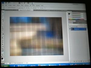 PIE2009: Adobe: Plenoptics 泉の画像 加工前