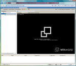 VMware Infrastructure Web Access: Console