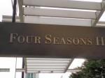 フォーシーズンズホテル丸の内: 看板