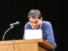 WordCamp 2009:  田中広将さん
