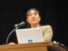 WordCamp 2009: 池田百合子さん