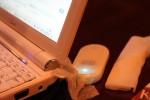 テルミナさんの Eee PC 1000H + D02HW