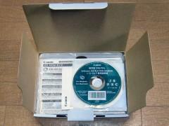 EOS Kiss X3: ズームキットの箱を開けたところ