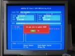 P6T Deluxe EZ Flash2 で BIOS をアップデート