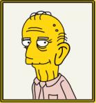 Simpsonize Me: 80歳