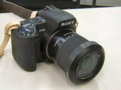 デジタル一眼レフカメラ ソニー α350