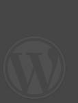 WordPress: Dark: トリミングしていじってみた