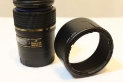 TAMRON SP AF 90mm F/2.8 272E: フード取り外した状態: 絞り優先AE 1/13sec F7.1 評価測光 EV+0 ISO1600 35mm EF-S18-55mm WB:AWB