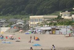 城崎海水浴場: 海の家「すはら」