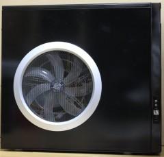 XCLIO6020-BK 25cm ケースファン