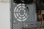 3RSYSTEM: R240: 背面: 2基目のファン取り付け位置