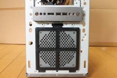 Abee B640: 前面 PC ファンカバー