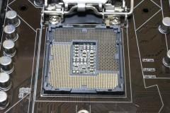 ASUS P7P55D: LGA1156 ソケット