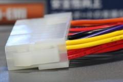 ATX 電源 20ピンから 24ピンへの変換コネクタ: 拡大