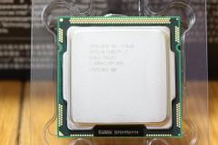 Core i7 860: 刻印面