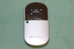 Pocket WiFi: インターネット接続モード: オート
