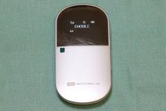 Pocket WiFi: インターネット接続モード: マニュアル