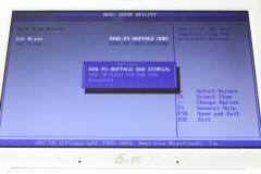 Eee PC 901-X: SHD-ES9M32G が認識された