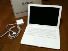MacBook: 本体, 箱, 電源ケーブル