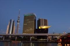 浅草: 夜景