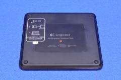 Logitech T650: 裏面