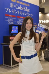 CP+ 2013: コンパニオン: ナナオ