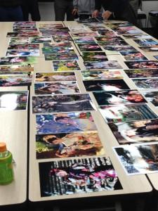 全東京写真連盟 公開審査: 最終審査対象