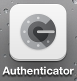 Google Authenticator アイコン