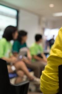 WordCamp Tokyo 2013: 6階会場に入る