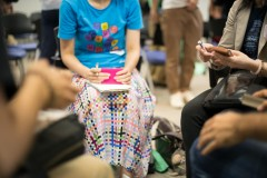 WordCamp Tokyo 2013: 仲間をつくろう: 名刺交換: 顔を入れない画像 2