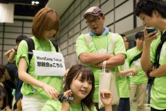 WordCamp Tokyo 2013: 髪について語る?