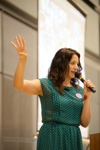 WordCamp Tokyo 2013: サラ・ロッソ (Sara Rosso)