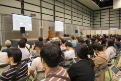 WordCamp Tokyo 2013: サラ・ロッソ (Sara Rosso): 講演遠景