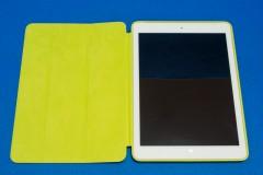 iPad Air: Smart Case: 開いたところ