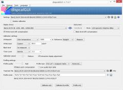 dispcalGUI: 1.7.5.7