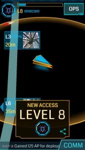 Ingress: Level 8