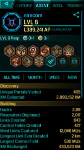 Ingress: L8 Status