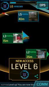 Ingress: Level 6