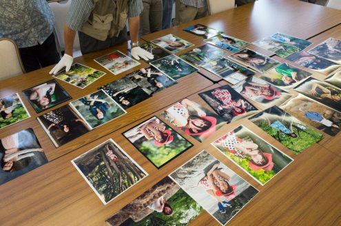 全東京写真連盟 公開審査: 2016年8月: 飛鳥山公園分
