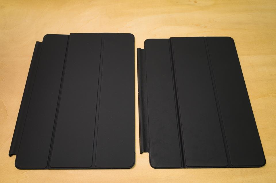 iPad Pro Smart Keyboard: 10.5 インチ + 9.7 インチ: 横に並べる
