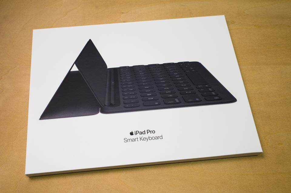 iPad Pro Smart Keyboard 10.5 インチ: 梱包ケース