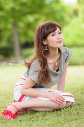 全東京写真連盟: 幕張海浜公園撮影会: どうしたの?